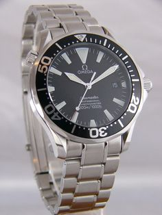 Omega Seamaster Pro (2254.50). Classiest modern diver's watch! Shame it is no longer in production.
