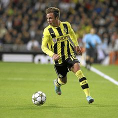 ~ Bayern Munich activate Mario Gotze's release clause of £32,000,000 ~