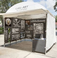 www.cobble-art.com is looking forward to a great show in Delray Beach.  See you there!