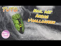 Tuto nail art arbre d'Halloween - YouTube Aquarium Nails, Hair Beauty, Youtube, Movie Posters, Tree Nail Art, Halloween Trees, Film Poster, Popcorn Posters