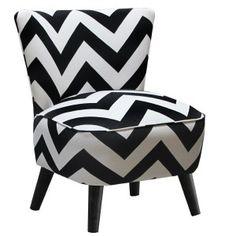 black and white stripe decor - Google Search