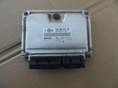 03 04 VW JETTA GOLF 1.9L ENGINE CONTROL MODULE COMPUTER 038906012GN 0281011034