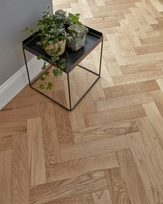 To see all of our incredible Parquet, Herringbone & Chevron Engineered Wood Flooring, Click the link to our website. Natural Oak Flooring, Oak Parquet Flooring, Hallway Flooring, Engineered Wood Floors, Living Room Flooring, Wooden Flooring, Hardwood Floors, Flooring Ideas, Flooring 101