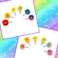 #LUVIT 😍 Regular and Pastel Rainbow Daisy Hair Pin Sets - these are my go-to accessory - LUV placing them along braids 🌈 Available at KittyKatrina.com in our Flower Clips and Pins Section 🌸🦄💖🦋✨🍭 #hairpin #floweraccessories #flowerhairclip #festivalfashion #festivalstyle #festivallook #festivalready #festivalwear #kawaii #kawaiifashion #harajukufashion #harajukustyle #flowerchild #flowerchildren #pastel #pastelgoth #pastelgrunge #rainbowhair #rainbow #rainbowfashion #pride