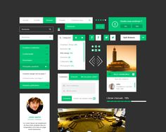 26 Beautifully Created Interface Design Inspiration