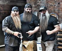 "Gefällt 925 Mal, 21 Kommentare - MEAN BEARD® (@mean_beard) auf Instagram: ""Our Managing Partner @beardspiration12 Joe Loving and fellow MEAN TEAM Sponsored Ambassadors…"""
