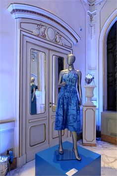 BE BLUE BE BALESTRA EDITION 2013 homage to Renato Balestra created by San Andres Milano