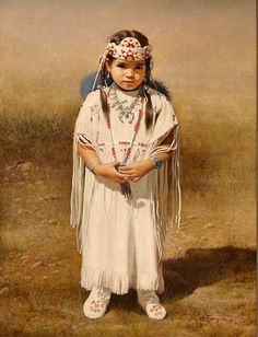 """Little Sioux"" ... by Alfredo Rodriguez"