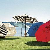 11' Auto Tilt Umbrella