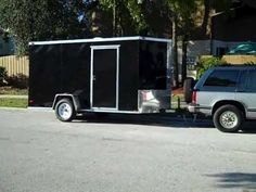Bug Out Vehicle - Cargo Trailer Stealth Camper - Part 1 - YouTube