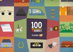 10 Amazing Websites with Visual Story Telling - UltraLinx Web Design Examples, Best Web Design, Amazing Websites, Cool Websites, Online Advent Calendar, Award Winning Websites, Web Design Awards, Ui Design Inspiration, Mcdonalds