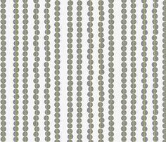Imperfect Circles in Martini fabric by bluenini on Spoonflower - custom fabric