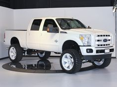 2012 Ford F-250 Super Duty King Ranch - DREAM CAR! In orange or silver, of course.