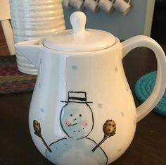 Rae Dunn Quot Tea Quot Teapot From Boutique Collection Rare