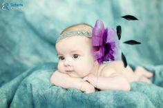 Cute baby photo.