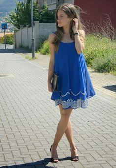 Blue!