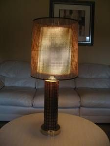 From Chicago Craigslist. Neat Shade Within A Shade On A Great Wooden ·  Wooden LampMid Century FurnitureChicago