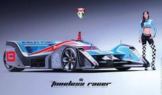 #timeless racer #daniel simon