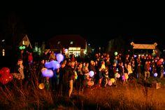 Lichterfest 2014 im Unger-Park Chemnitz #ungerpark #musterhaus #musterhausausstellung #lichterfest #haus #bauen #immobilien #feier #fest #veranstaltung #hausbau  #chemnitz #kinderspass
