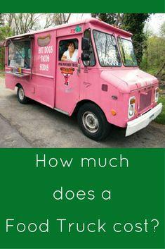 Food Truck Cost, Vegan Food Truck, Starting A Food Truck, Food Cost, Food Truck Design, Food Truck Menu, Food Truck Desserts, Taco Food Truck, Best Food Trucks