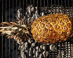 Use Your Grill for Smoked Pineapple, Never Look Back   Bon Appetit