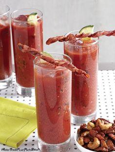Ultimate Wedding Brunch Bloody Mary Bar