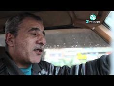 Awsome Taxi driver in Beirut, showing us his car and telling us about his lover 4 J-Lo while he almosts chrashes. LOL. 2famous.tv