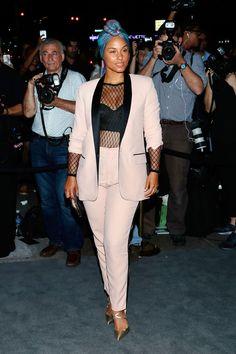 Alicia Keys  - ELLE.com