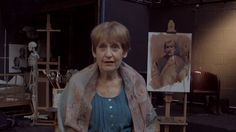 Watch Wendy Cope on film: her portrait and her poetry...