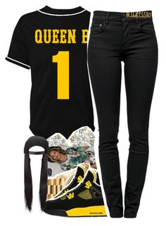 """""""queen b."""" by jadeessxo on Polyvore featuring Auriya, Rolex and Proenza Schouler"""