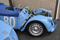 Barbot Speciale 1953 2cv6, Reverse Trike, Unique Cars, Kit Cars, Car Car, Concept Cars, Cars And Motorcycles, Motorbikes, Vintage Cars