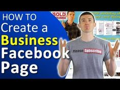 How to Create a Business Facebook Page...again