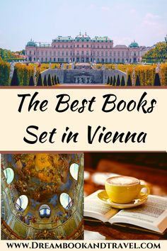 I realized that I quite enjoy putting together meaningful settings for my book pictures and even walking around Vienna and taking photos of books across the city. Thus, this list of my favorite books set in/about Vienna is as much a photo essay as it is a reading recommendation.