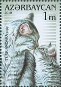 Postage stamp - Azerbaijan 2010 - Design: Kh. Mirzoyev