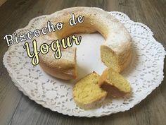 Bizcocho de yogur esponjoso ❤️Monsieur Cuisine, SilverCrest, Lidl - YouTube