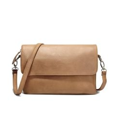 Soft Zipper Versatile Crossbody Bag – uShopnow store