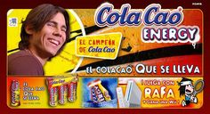 Photo of rafa cola cao for fans of Tennis.
