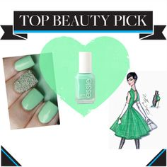 Green Nail Polish uploaded by on ShopLook Green Nail Polish, Essie, Outfits, Beauty, Suits, Beauty Illustration, Kleding, Outfit, Outfit Posts