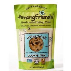 old fashioned chocolate chip cookie mix | among friends