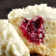 These would be good topped with coconut. Raspberry Vanilla Cream Cheese Cupcakes - Rock Recipes -The Best Food & Photos from my St. John's, Newfoundland Kitchen.