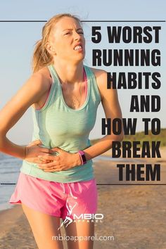 it's best to discover the bad habits you've adopted sooner rather than later so you can break them immediately. Here are a few of the most common poor running habits and how you can break them. running 5 Worst Running Habits and How to Break Them Running Humor, Running Motivation, Running Workouts, Running Tips, Running Schedule, Benefits Of Running, Funny Running Memes, Running Training Programs, Half Marathon Motivation