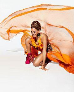 Photo of Beyonce byMark & Sam,for L'Officiel