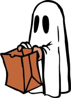 Ghost Costumes Vector Clipart And Ghosts On Pinterest