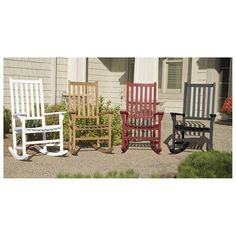 Rocking chairs from Target