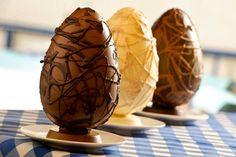 ovo para celebrar a Páscoa