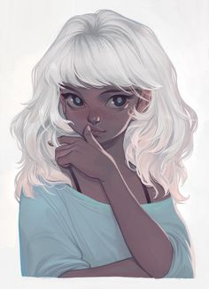 70 Gorgeous Black Anime Girls Ideas In 2020 Black Anime Characters Anime Black Girl Art