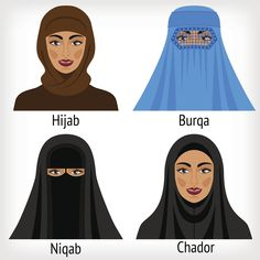 The burka and us Muslim Girls, Muslim Women, Burka Style, Youtube Logo, Flat Sketches, Arab Women, Niqab, New Things To Learn, Muslim Fashion
