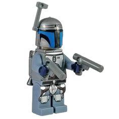Brick Minifigure Star Wars - Jango Fett