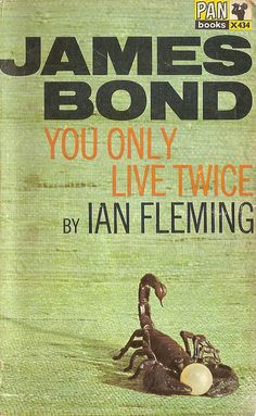 James Bond - You Only Live Twice - Ian Fleming