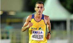 Marílson Gomes é confirmado e vai para a terceira Olimpíada